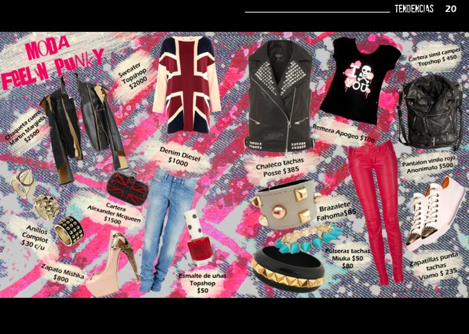 Revista 70s Punk.