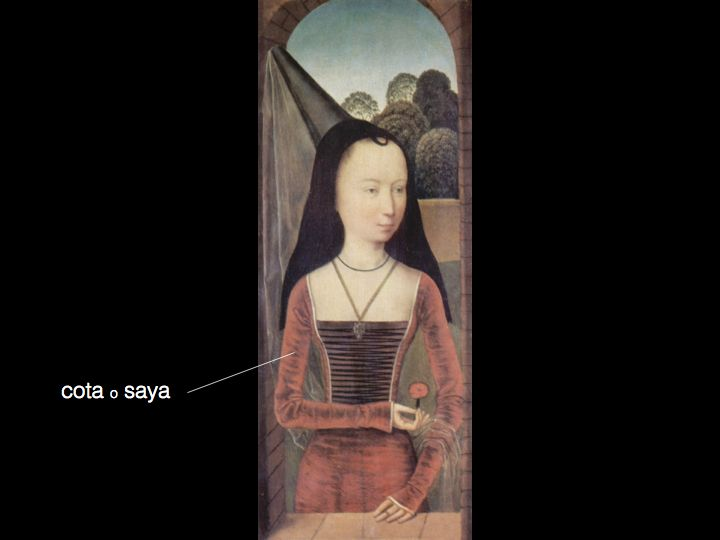 Historia Del Vestido La Indumentaria De La Edad Media Europea