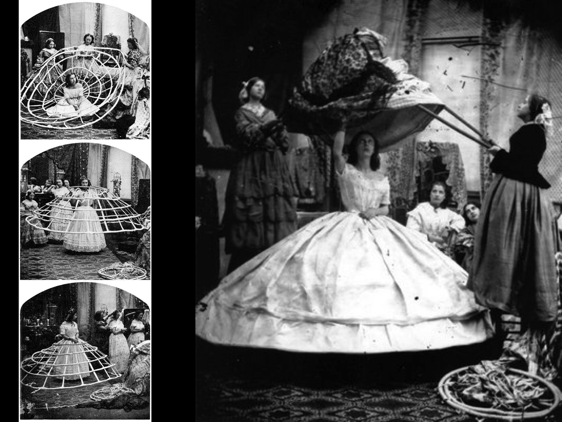 B sicos de la literatura moda de finales del siglo xix for Diseno de interiores siglo xix