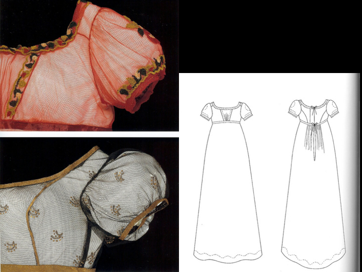 Decadas de Moda: INDUMENTARIA REVOLUCIÓN FRANCESA 1789-1801