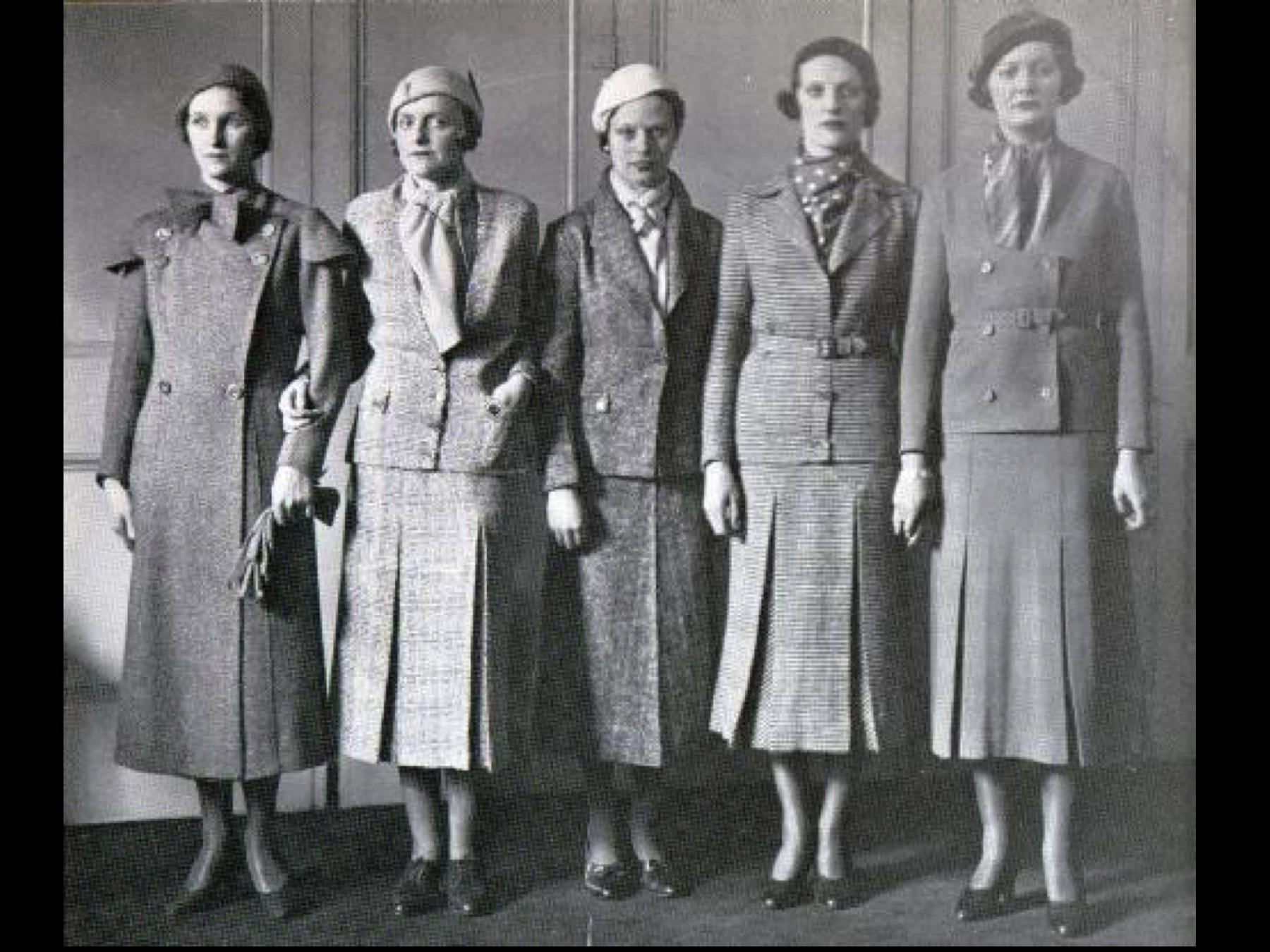 Clase Martes 3 de Septiembre: 1929 – 1939 /1945