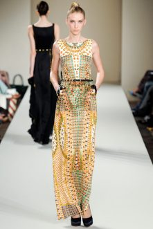 Temperley London Fall 2013 RTW collection34